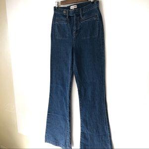Madewell x Daryl K High Waisted Jeans